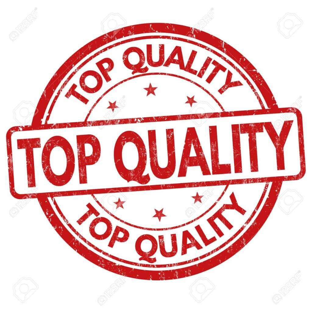 Deliver High Quality products and services