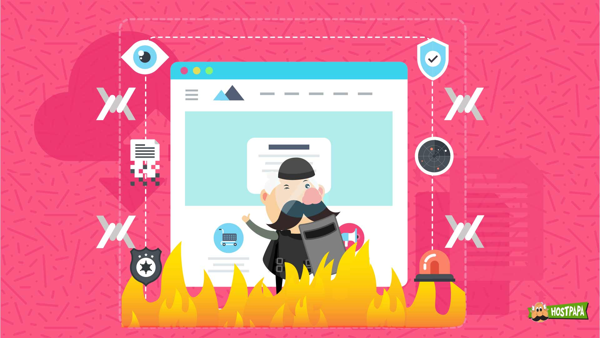 Why Your Small Business Needs a Firewall - HostPapa Blog
